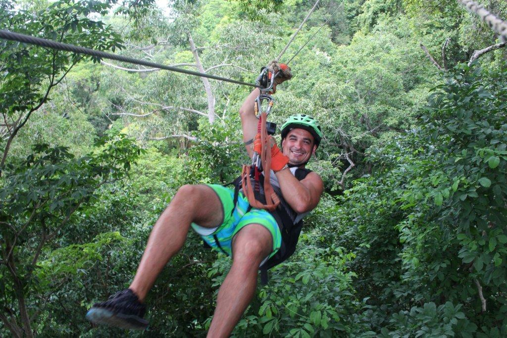 Adventure Zipline Jaco
